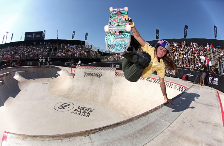 Confira o cronograma do WS Park Skateboarding World Championship